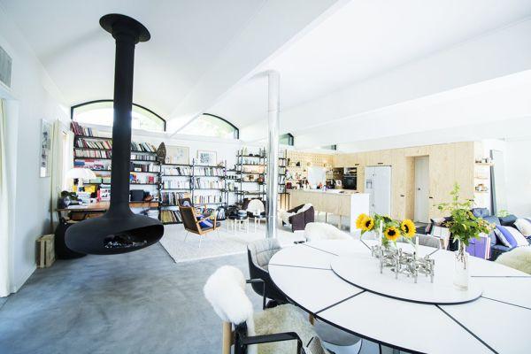 Photo d'une salle à louer à Uccle, Bruxelles, Dans la maison d'Eva 3479