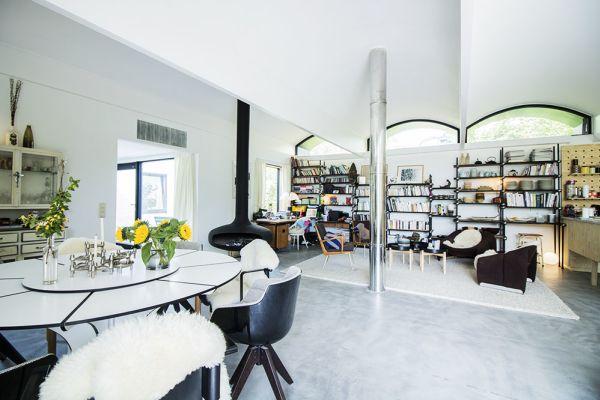 Photo d'une salle à louer à Uccle, Bruxelles, Dans la maison d'Eva 3480