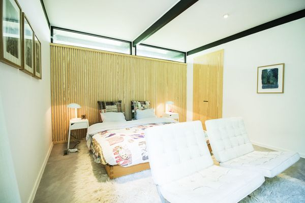 Photo d'une salle à louer à Uccle, Bruxelles, Dans la maison d'Eva 3486