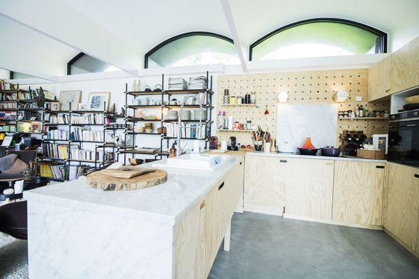 Photo d'une salle à louer à Uccle, Bruxelles, Dans la maison d'Eva 3488