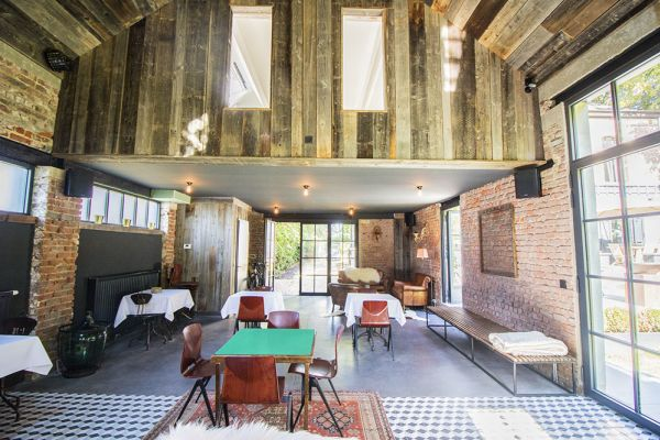 Picture of an event venue rental in La Hulpe, Walloon Brabant, Inside Christophe's barn 3494