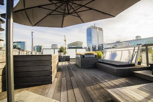 Picture of an event venue rental in Bruxelles, Brussels, Inside Christophe's penthouse 3518