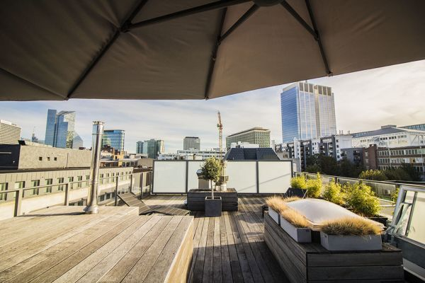 Picture of an event venue rental in Bruxelles, Brussels, Inside Christophe's penthouse 3519