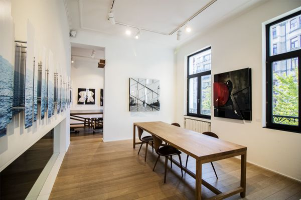 Picture of an event venue rental in Ixelles, Brussels, Inside Farid's gallery 3631