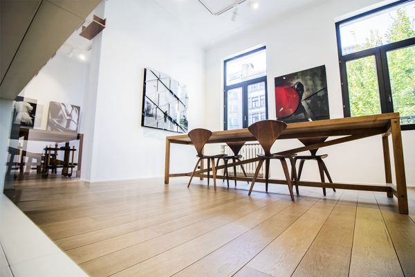 Picture of an event venue rental in Ixelles, Brussels, Inside Farid's gallery 3634