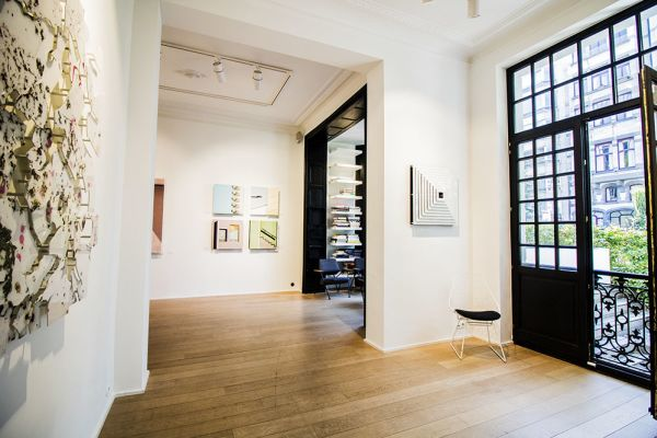 Picture of an event venue rental in Ixelles, Brussels, Inside Farid's gallery 3638