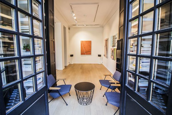 Picture of an event venue rental in Ixelles, Brussels, Inside Farid's gallery 3640