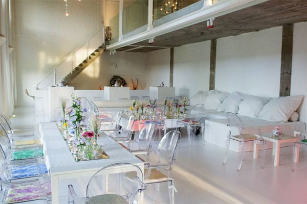 Picture of an event venue rental in Desteldonk, East Flanders, Inside Olivier's & Saskia's loft 3651