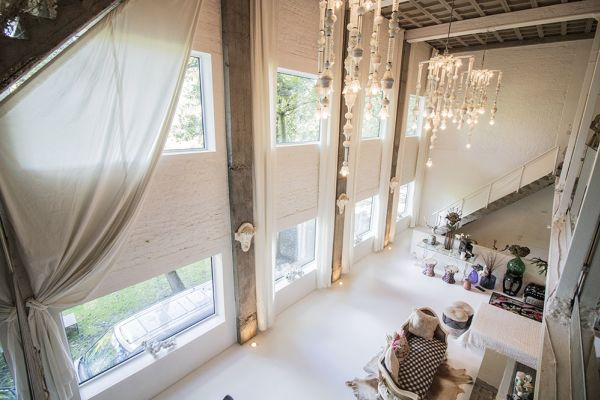 Picture of an event venue rental in Desteldonk, East Flanders, Inside Olivier's & Saskia's loft 3667