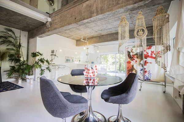 Picture of an event venue rental in Desteldonk, East Flanders, Inside Olivier's & Saskia's loft 3668