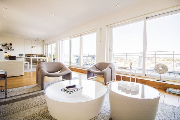Picture of an event venue rental in Brussel, Brussels, Inside Manuel's penthouse 3704