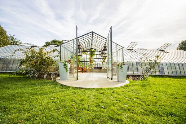 Picture of an event venue rental in Overijse, Flemish Brabant, Inside Donatienne's greenhouse 3776