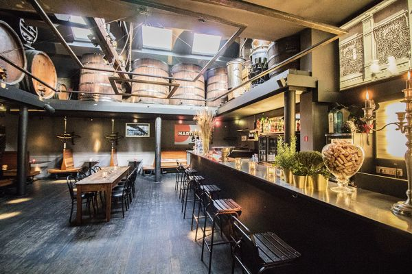 Picture of an event venue rental in Ixelles, Brussels, Inside Christophe's basement 3823