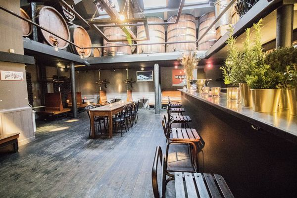 Picture of an event venue rental in Ixelles, Brussels, Inside Christophe's basement 3824