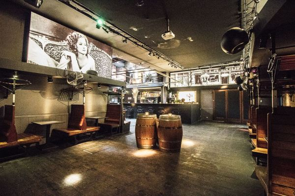 Picture of an event venue rental in Ixelles, Brussels, Inside Christophe's basement 3827