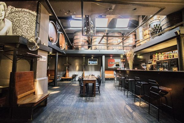 Picture of an event venue rental in Ixelles, Brussels, Inside Christophe's basement 3828