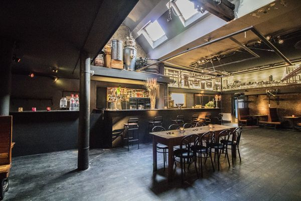 Picture of an event venue rental in Ixelles, Brussels, Inside Christophe's basement 3829