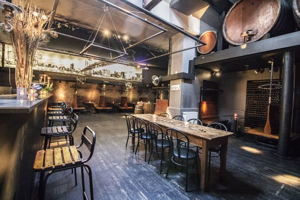 Picture of an event venue rental in Ixelles, Brussels, Inside Christophe's basement 3830