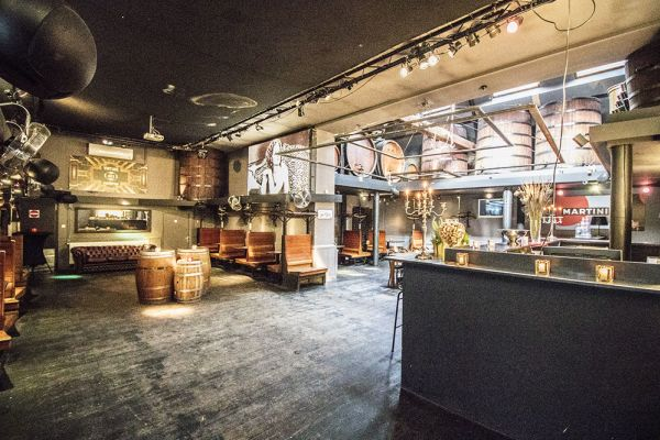 Picture of an event venue rental in Ixelles, Brussels, Inside Christophe's basement 3833
