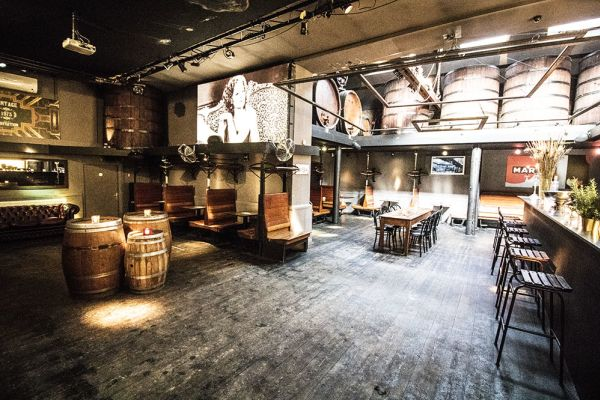 Picture of an event venue rental in Ixelles, Brussels, Inside Christophe's basement 3834