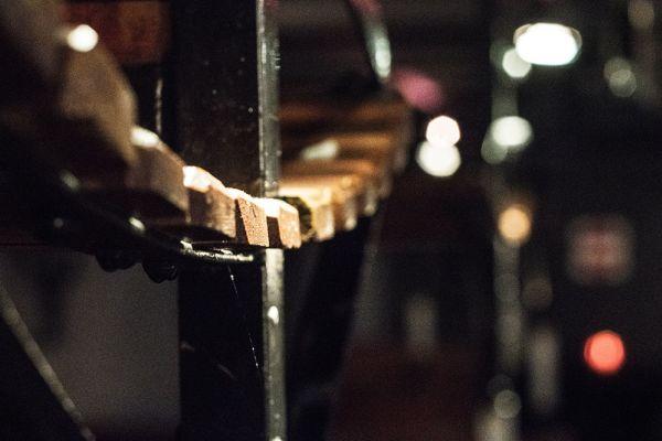 Photo d'une salle à louer à Elsene, Bruxelles, Dans la cave de Christophe 3840