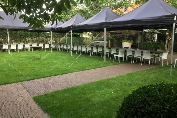 Picture of an event venue rental in Kapellen, Antwerp, Inside Filip's cabin 6808