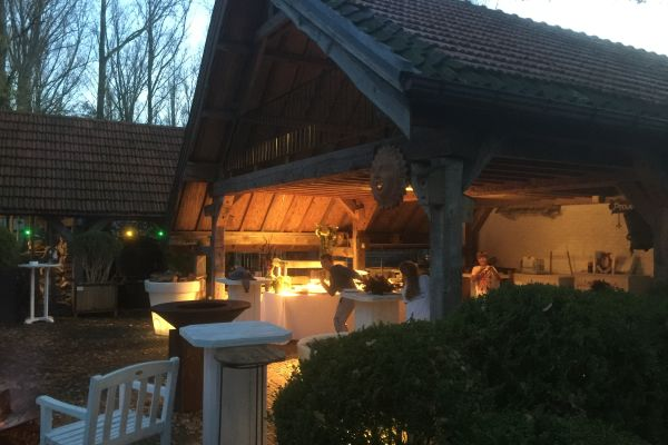 Picture of an event venue rental in Kapellen, Antwerp, Inside Filip's cabin 6811