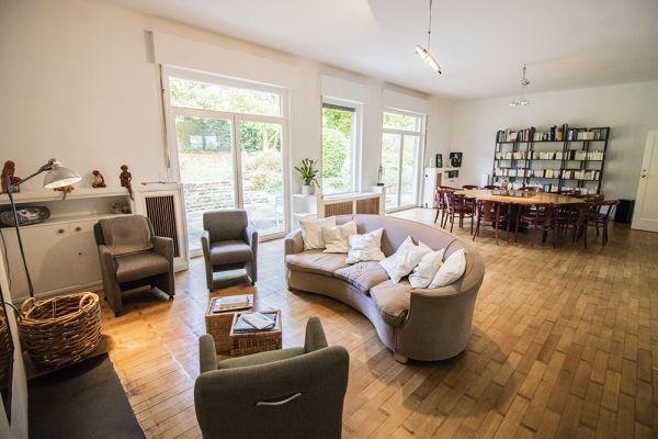 Photo d'une salle à louer à Uccle, Bruxelles, Dans la maison de Guy 3958