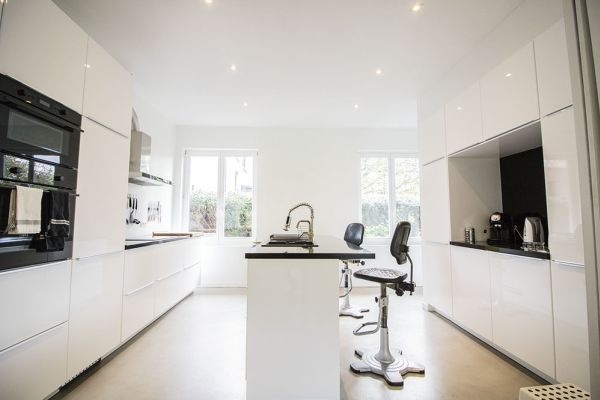 Picture of an event venue rental in Uccle, Brussels, Inside Guy's house 3965