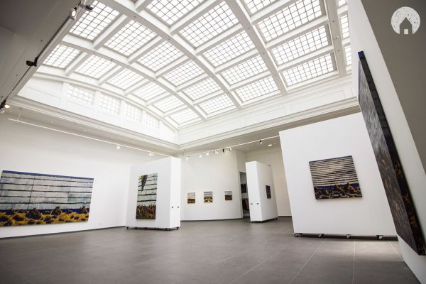 Picture of an event venue rental in Saint-Gilles, Brussels, Inside Jean's gallery 886
