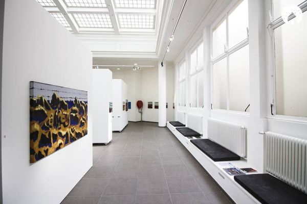 Picture of an event venue rental in Saint-Gilles, Brussels, Inside Jean's gallery 889