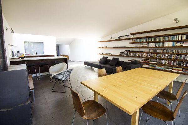 Picture of an event venue rental in Schaarbeek, Brussels, Inside Marc's loft 896