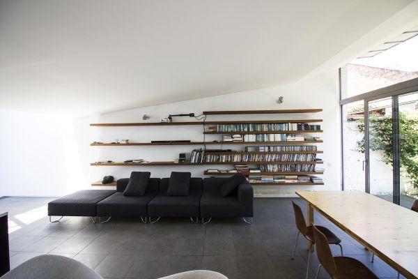 Feestzaal verhuren in Schaarbeek, Brussel, In de loft van Marc 900