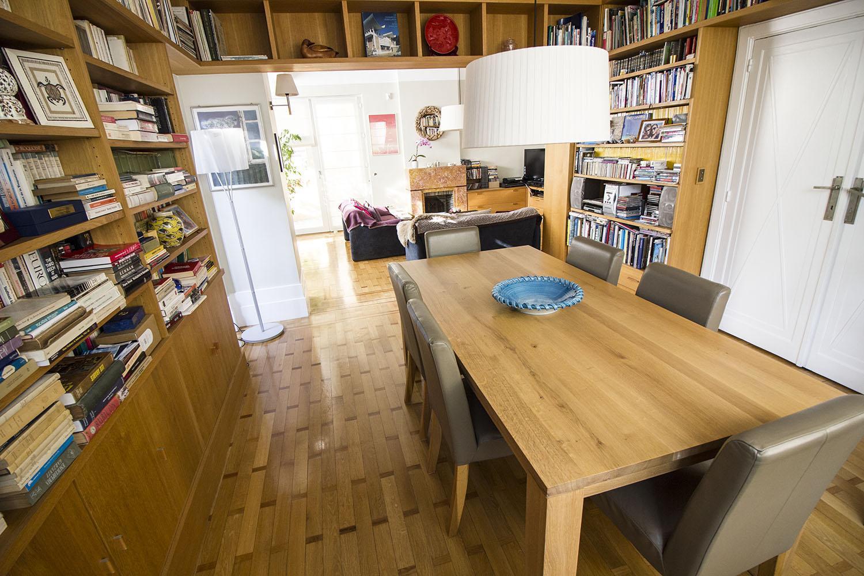 Photo d'une salle à louer à Uccle, Bruxelles, Dans la maison de Carlo & Luisa 920