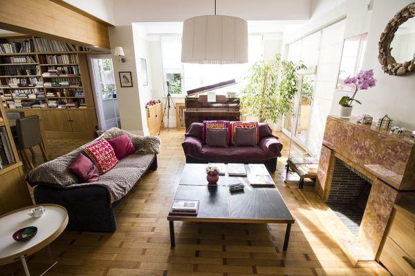 Photo d'une salle à louer à Uccle, Bruxelles, Dans la maison de Carlo & Luisa 922
