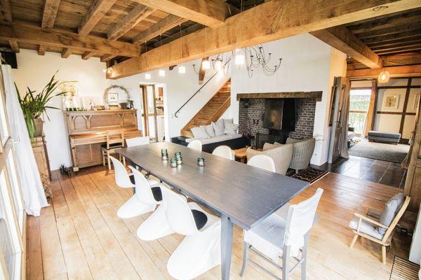 Photo d'une salle à louer à Asper, Flandre Orientale, Dans la maison de Catherine 4045