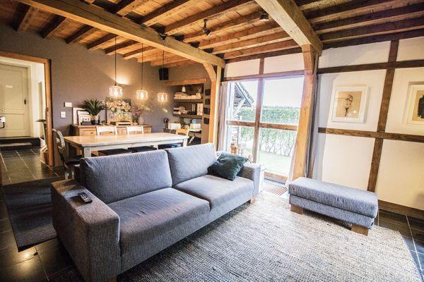 Photo d'une salle à louer à Asper, Flandre Orientale, Dans la maison de Catherine 4061