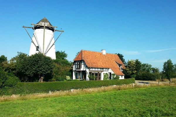 Photo d'une salle à louer à Asper, Flandre Orientale, Dans la maison de Catherine 4134