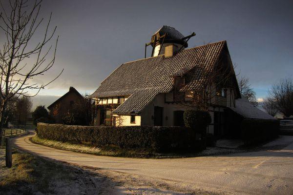 Photo d'une salle à louer à Asper, Flandre Orientale, Dans la maison de Catherine 4136