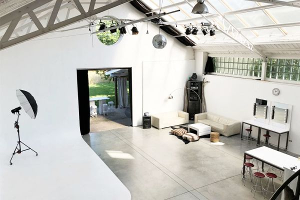 Picture of an event venue rental in Gentbrugge, East Flanders, Inside Maruschka's loft 4021