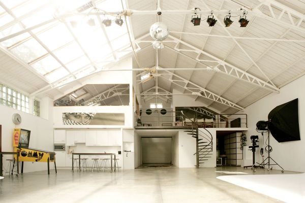 Picture of an event venue rental in Gentbrugge, East Flanders, Inside Maruschka's loft 4023