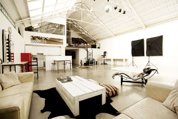 Picture of an event venue rental in Gentbrugge, East Flanders, Inside Maruschka's loft 4027