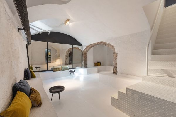Picture of an event venue rental in Anvers, Antwerp, Inside Claudia's house (basement) 4138