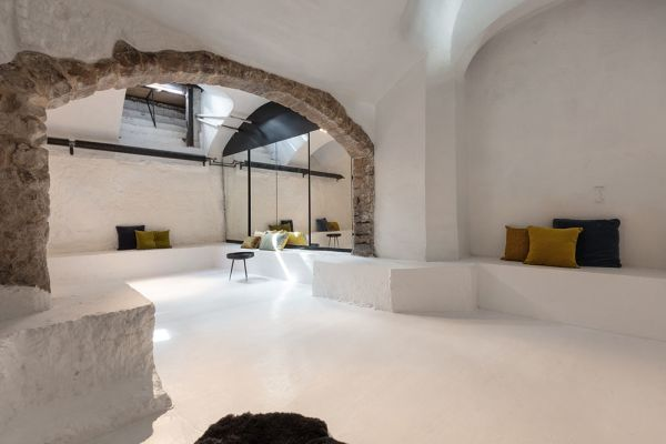 Picture of an event venue rental in Anvers, Antwerp, Inside Claudia's house (basement) 4140