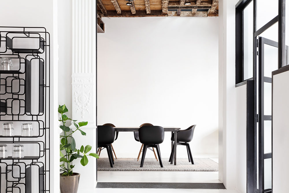 Photo d'une salle à louer à Antwerp, Anvers, Dans la maison de Claudia (rez-de-chaussée) 4145
