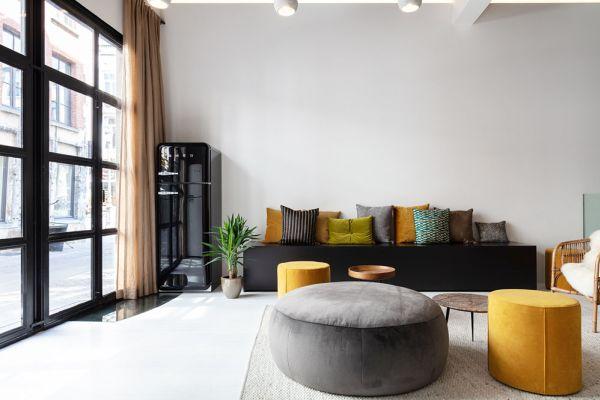 Photo d'une salle à louer à Antwerp, Anvers, Dans la maison de Claudia (rez-de-chaussée) 4144