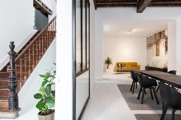 Feestzaal verhuren in Anvers, Antwerpen, In het huis van Claudia (gelijkvloers) 4147