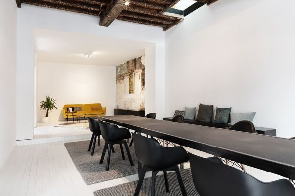 Photo d'une salle à louer à Antwerp, Anvers, Dans la maison de Claudia (rez-de-chaussée) 4148