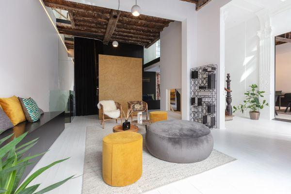 Photo d'une salle à louer à Antwerp, Anvers, Dans la maison de Claudia (rez-de-chaussée) 4151