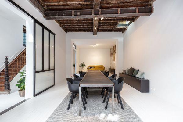 Photo d'une salle à louer à Antwerp, Anvers, Dans la maison de Claudia (rez-de-chaussée) 4154